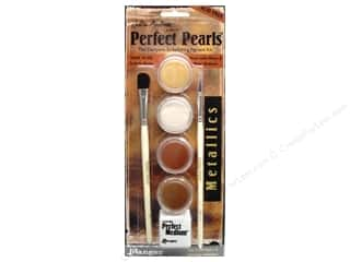 Pigments: Ranger Perfect Pearls Embellishing Kit Metallics
