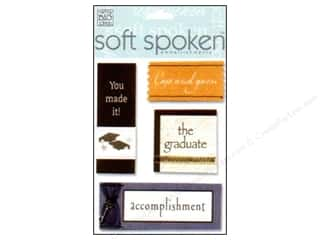 Me & My Big Ideas: MAMBI Sticker Soft Spoken Graduation