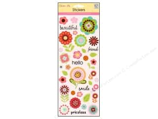 MAMBI Sticker Chester Glitter Poppy