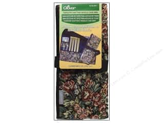Needle Holders inches: Clover Tapestry Knitting Needle Case Mini