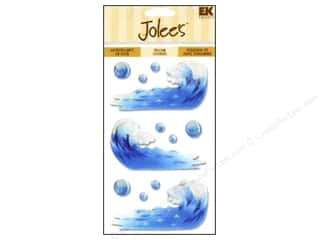 EK Jolee's Stickers Vellum Waves