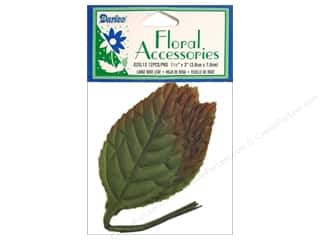 Floral Supplies Children: Darice Rose Leaf Large 12 pc (3 packages)