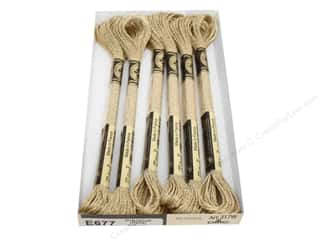 DMC Light Effects Embroidery Floss Precious Metals White Gold