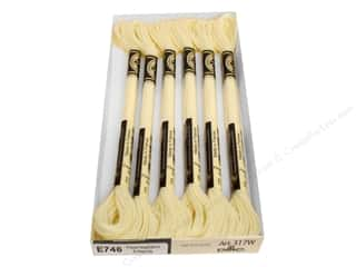 DMC Light Effects Embroidery Floss Pearlescents Cream