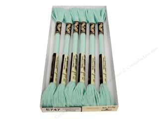 DMC Light Effects Embroidery Floss Pearlescents Baby Blue