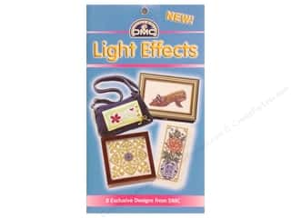needlework book: DMC Light Effects Booklet #1 (3 pieces)