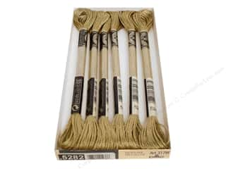 DMC Light Effects Embroidery Floss Precious Metals Light Gold