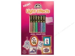 DMC Embroidery Floss Packs Light Effects Jewel