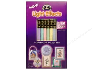 DMC Embroidery Floss Packs Light Effects Pearlsnt
