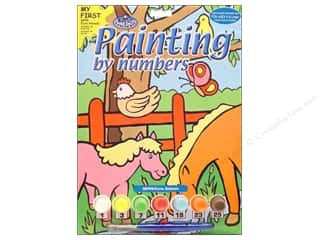 Royal Paint By Number My First Farm Animals