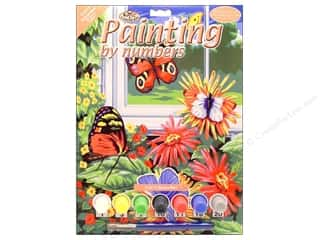 Royal Paint By Number Junior Small Butterflies