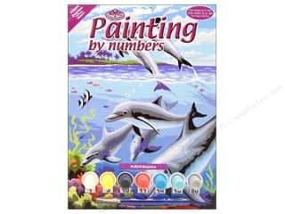 Royal Paint By Number Junior Small Dolphins