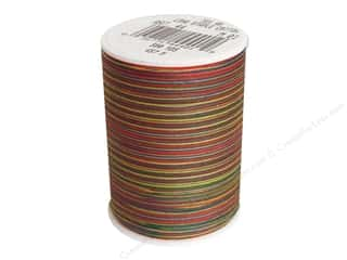 signature thread: Signature 100% Cotton Thread 500 yd. Varigated Brights