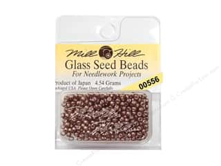 Cross Stitch Project $0 - $5: 11/0 Glass Seed Beads by Mill Hill #556 Antique Silver