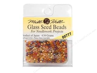 McGill: 11/0 Glass Seed Beads by Mill Hill  Potpourri