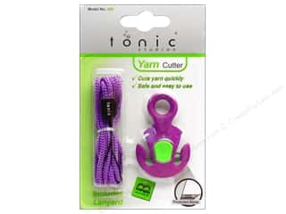 Sculpey Studio Texture Makers: Tonic Studios Yarn Cutter