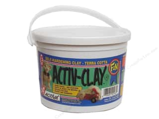 Activa Activ-Clay 3.3lb Terra Cotta