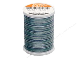 Sulky Blendables Thread 12 wt. 330 yd. Ocean Blue