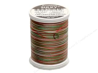 Sulky Blendables Thread 30wt 500yd Christmas Trio