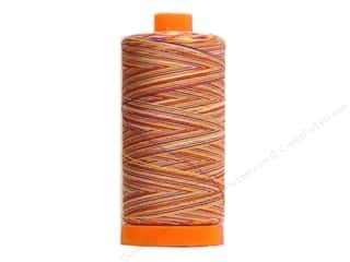 Aurifil Mako Cotton Quilting Thread 50 wt. Variegated Fiesta 1420 yd.