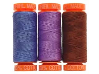 Aurifil Mako Cotton Quilting Thread 50 wt. 220 yards, SALE $3.99.