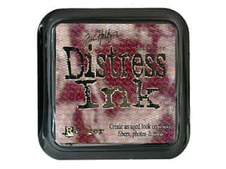 Dyes Burgundy: Tim Holtz Distress Ink Pad by Ranger Aged Mahogany