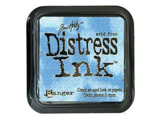 Ranger Blue: Tim Holtz Distress Ink Pad by Ranger Broken China