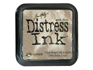 Tim Holtz Distress Ink Pad Frayed Burlap by Ranger