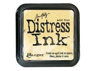 Ranger Height: Tim Holtz Distress Ink Pad by Ranger Scattered Straw