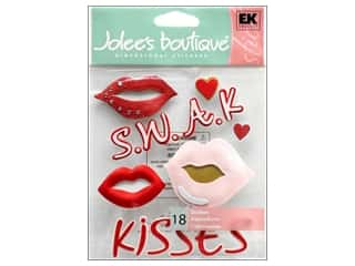 Jolee&#39;s Boutique Stickers Sweet Kisses