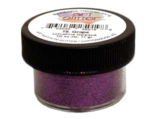 Art Institute Glitter: Art Institute Glitter Ultrafine 1/2 oz. Opaque Grape