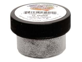 Clearance Art Institute Ultrafine Glitter: Art Institute Glitter Ultrafine 1/2 oz. Opaque Orchid