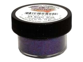 Art Institute Glitter .5 oz Ultrafine Opq Ryl Wnk
