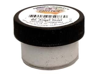 Best of 2012 Sale Glitter Dust: Art Institute Glitter .5 oz Ultrafin Tran Angl Dst
