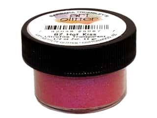 Art Institute Glitter .5 oz Ultrafine Tran Hot Kis