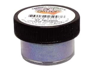 Art Institute Glitter Ultrafine 1/2 oz. Transparent Nirvana