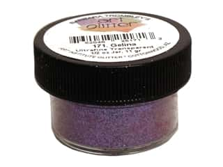 Art Institute Glitter Ultrafine 1/2 oz. Transparent Gelina