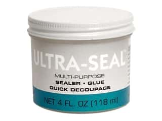 Glues/Adhesives Clearance Crafts: Envirotex Ultra-Seal 4 oz