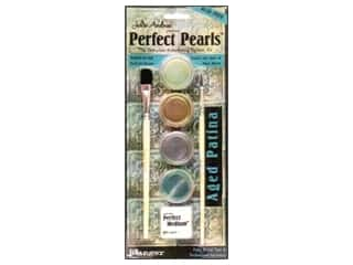 Ranger Perfect Pearls Embellishing Kit AgedPatina