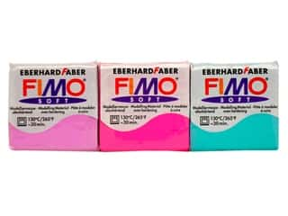 Kids Crafts: Fimo Soft Clay 56gm