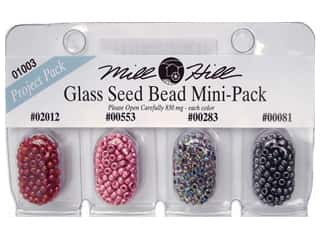Millhill Glass Bead Mini-Pack 2012, 553, 283, 81