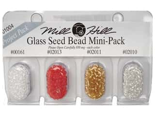 Millhill Glass Bead Mini-Pak 161, 2013, 2011,2010