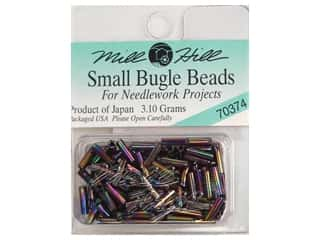 Millhill Bugle Bead Small Rainbow