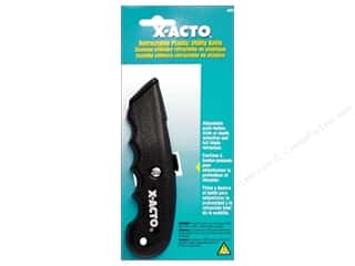 X-ACTO knife: X-Acto Knife Utility Retractable Plastic
