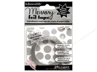 Ranger Inkssentials Memory Foil Tape 1/4&quot; Alum