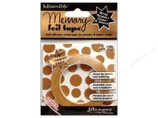 "Ranger Inkssentials Memory Foil Tape 1/4"" Copper"