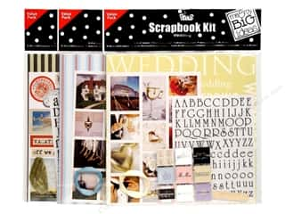 Me & My Big Ideas Scrapbook Kits, SALE $4.89-$8.09.
