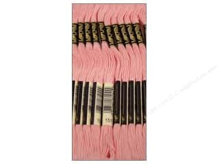 Yarn & Needlework: DMC Six-Strand Embroidery Floss #151 Very Light Dusty Rose (12 skeins)