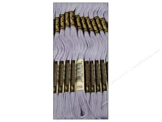DMC Six-Strand Embroidery Floss #159 Light Grey Blue