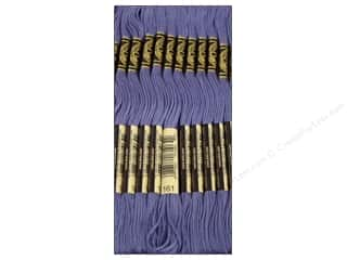 DMC Six-Strand Embroidery Floss #161 Grey Blue (12 skeins)